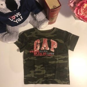 Boys Baby Gap Shirt